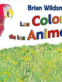 Los colores de las animales