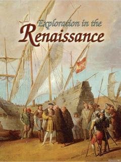 Exploration in the Renaissance
