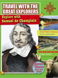 Explore with Samuel de Champlain
