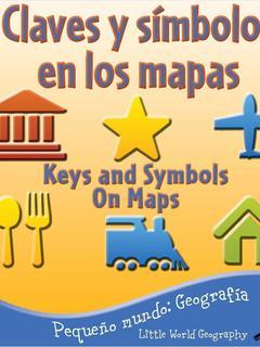 Claves y símbolos en los mapas/Keys and Symbols on Maps