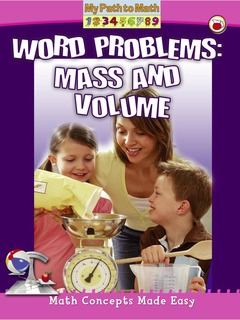 Word Problems: Mass and Volume
