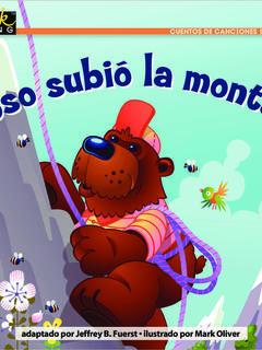 El oso subió la montaña