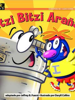 Itzi Bitzi Araña
