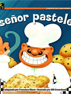 El señor pastelero