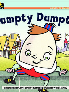 Humpty Dumpty (Spanish)