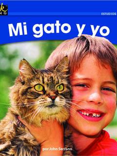 Mi gato y yo