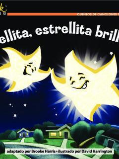 Estrellita, estrellita brillante
