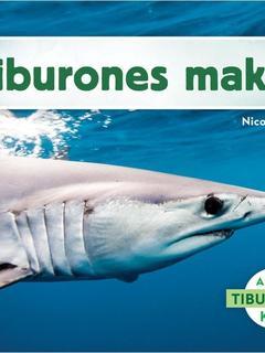 Tiburones mako