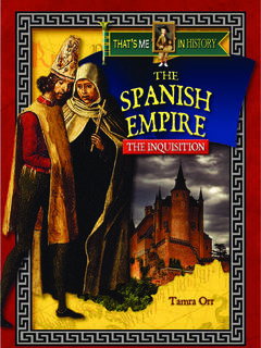 The Spanish Empire: The Inquisition