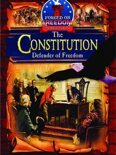 The Constitution: Defender of Freedom