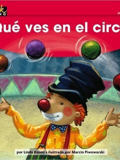 ¿Qué ves en el circo?