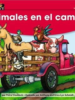 Animales en el camión