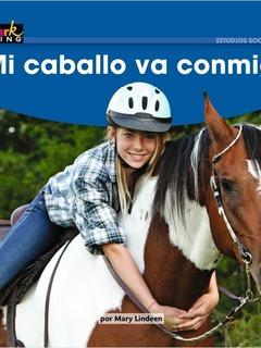 Mi caballo va conmigo