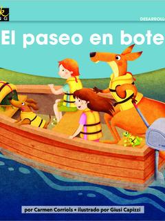 El paseo en bote
