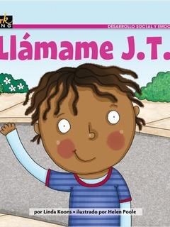 ¡Llámame J.T.!
