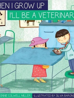 I'll Be a Veterinarian