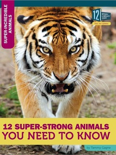 12 Super-Strong Animals You Need to Know