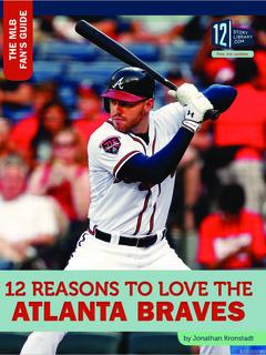 12 Reasons to Love the Atlanta Braves