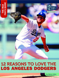 12 Reasons to Love the Los Angeles Dodgers