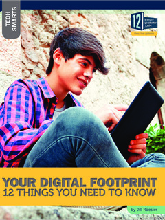 Your Digital Footprint: 12 Things You Need to Know