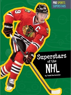 Superstars of the NHL