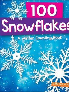100 Snowflakes