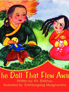 The Doll That Flew Away