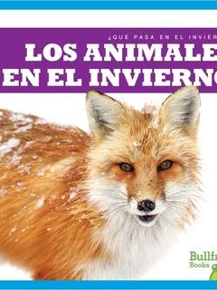 Los animales en el invierno