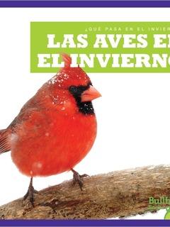 Las aves en el invierno