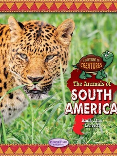 The Animals of South America
