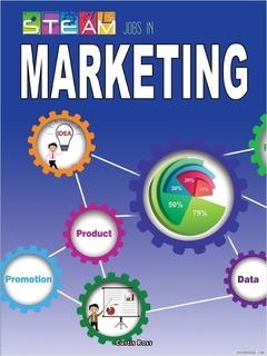STEAM Jobs in Marketing