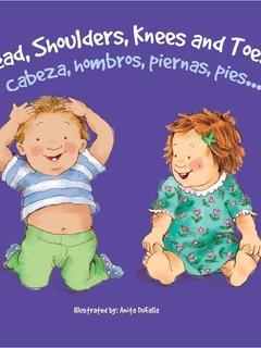 Cabeza, Homres, Piernas, Pies / Head, Shoulders, Knees and Toes