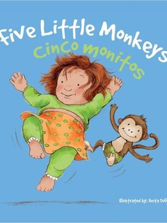Cinco monitos / Five Little Monkeys