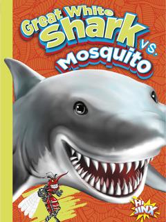 Great White Shark vs. Mosquito