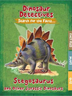 Stegosaurus and Other Jurassic Dinosaurs