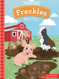 Freckles the Pig