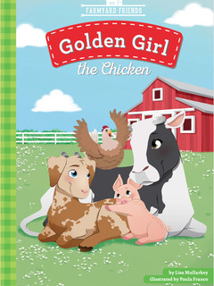 Golden Girl the Chicken