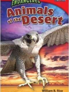 Endangered Animals of the Desert