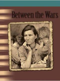 Between the Wars