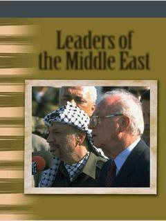 Leaders of the Middle East
