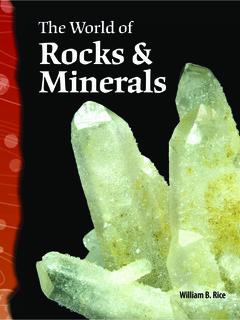 The World of Rocks & Minerals