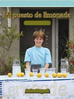 Mi puesto de limonada