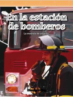 En la estación de bomberos