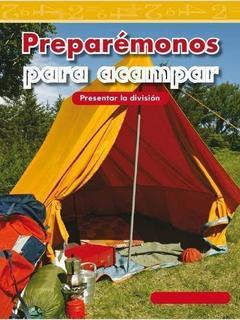 Preparémonos para acampar