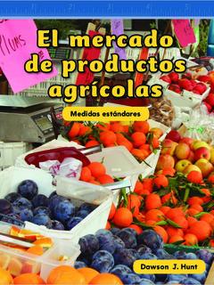 El mercado de productos agrícolas