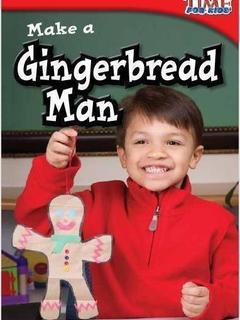 Make a Gingerbread Man