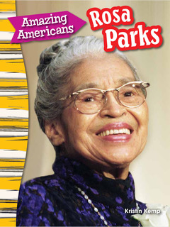 Amazing Americans: Rosa Parks