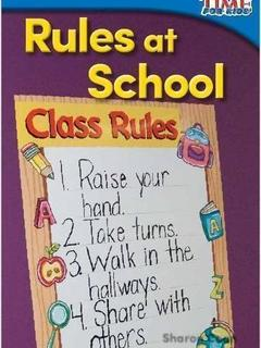 Rules at School