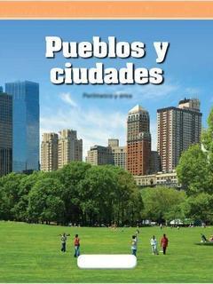 Pueblos y ciudades
