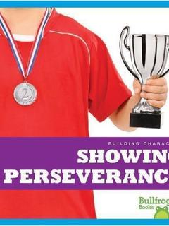 Showing Perseverance